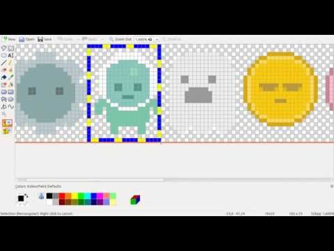 HTML5 Mobile Game Development Tutorial, Working With Spritesheets