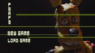 Пластилиновый Five Nights At Freddy s 3