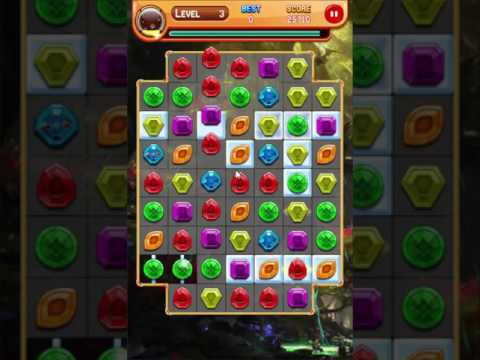 Game Jewels Blitz : Match 3 - Kim Cuong Classic Free