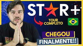 STAR PLUS   TOUR COMPLETO NO BRASIL! (O Dia Finalmente Chegou!)