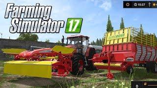 KUPUJEMY SPRZĘT ZA 100 TYSIĘCY EURO! Farming Simulator 2017 - PJOTER ROLNIK Po Polsku #04 [PC/HD]