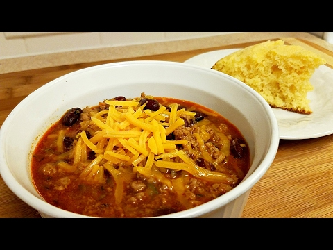 Easy Homemade Turkey Chili Recipe
