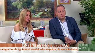 Pachmann Péter teljesen ledöbbent Mádai Vivien életkorán - tv2.hu/mokka
