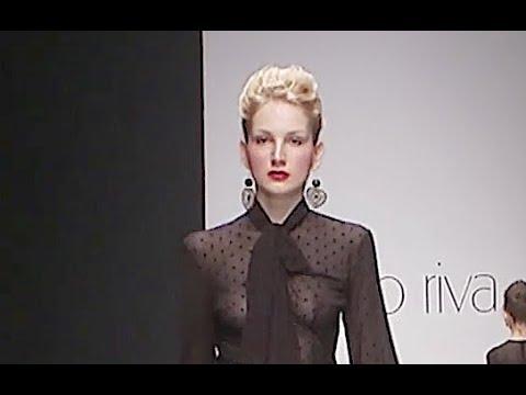 LORENZO RIVA Fall 2012 2013 Milan - Fashion Channel