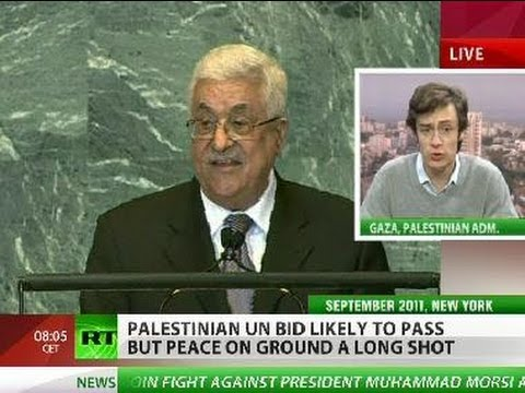 Palestinian Pursuit: 'If Abbas loses, Hamas wins'