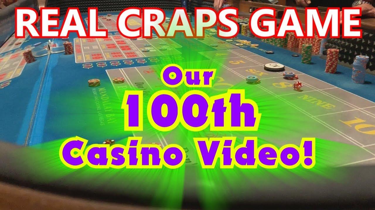 Live Craps Game