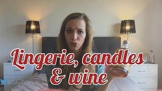Lingerie, candles & wine | Tasmania Haul
