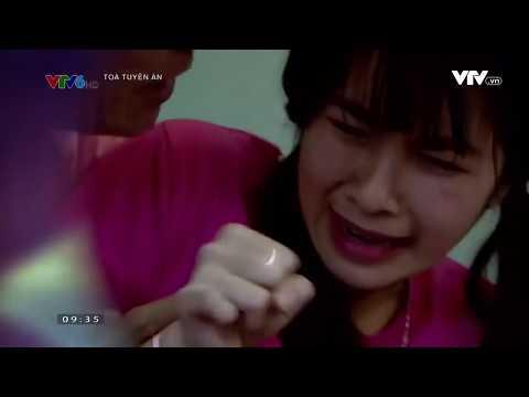 Tòa Tuyên Án: Tội hiếp dâm trẻ em