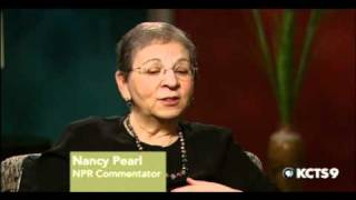 Nancy Pearl | CONVERSATIONS AT KCTS 9