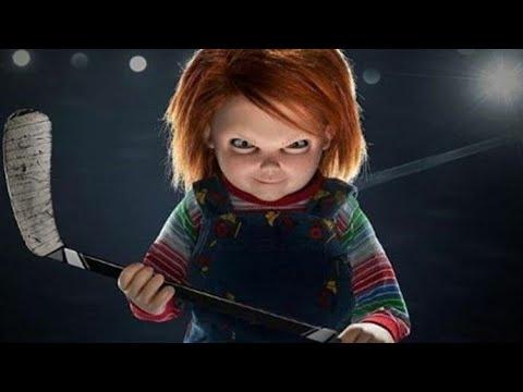 Cómo Pintar A Chucky El Muñeco Asesinó How To Paint Chucky Youtube