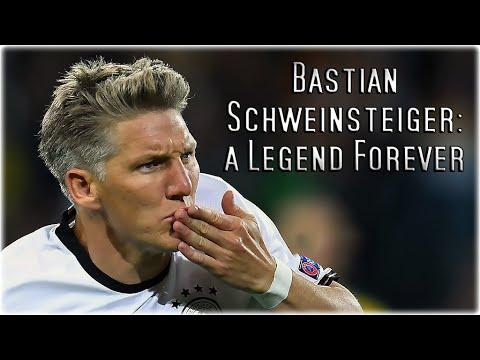 Bastian Schweinsteiger Tribute - A Legend Forever