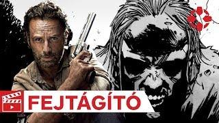 The Walking Dead: Kik azok a Suttogók, az új évad hátborzongató gonosztevői?