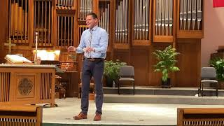 "6.28.20 Sermon - Mind of Christ ""Goodness"""