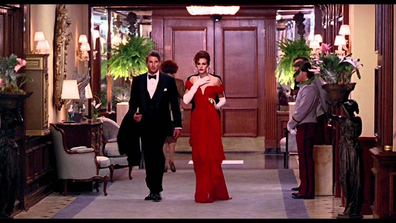 Pretty Woman Necklace Scene - YouTube