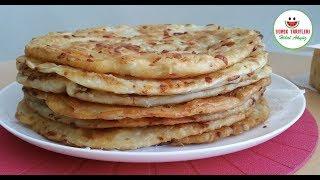 Yağlı Çörek (Tava Böreği Dönderme)- Hamur İşi Tarifleri