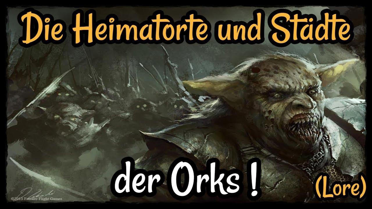 Wo Leben Die Orks In Mittelerde Herr Der Ringe Lotr Mittelerde Lore Tolkien Youtube
