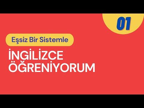 Baixar EŞSİZ BİR SİSTEMLE İNGİLİZCE ÖĞRENİYORUM 001 / YILMAZ HOCA