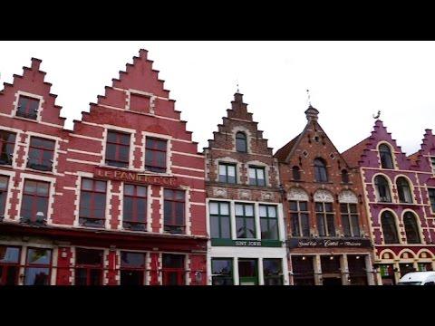 Découverte : Bruges, la Venise du nord, inchangée depuis 5 siècles