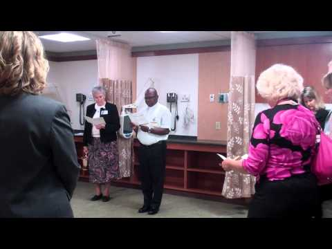 Prayer For Benedictine Hospital Infusion Center