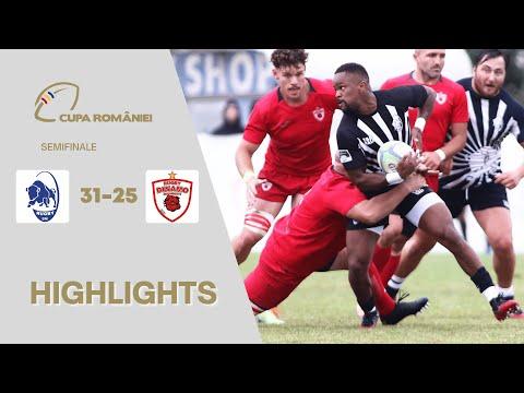 #CupaRomâniei: Baia Mare-Dinamo