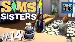 Monster Child's Birthday - Sims Sisters Episode 14
