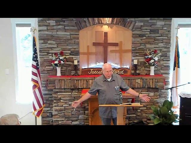 Sunday Service - Jul 07, 2019 - Passing The Baton