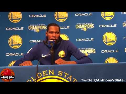 Kevin Durant Reacts To Lou Williams Dropping 50 Points In The Warriors Loss To The Clippers. HoopJab