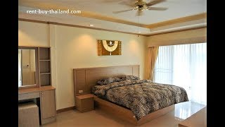 Large Condo for rent in Pattaya at Baan Suan Lalana complex