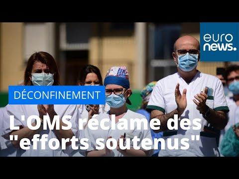 Coronavirus: plus de 20 000 morts en France, moins de malades en Italie, une première