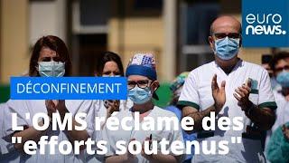 Coronavirus : plus de 20 000 morts en France, moins de malades en Italie, une première