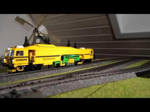 Plasser & Theurer Schienenstopfexpress 09-3X, Viessmann 26096