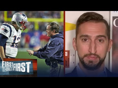 Bill Belichick believes Patriots can win without Tom Brady — Nick Wright   NFL   FIRST THINGS FIRST