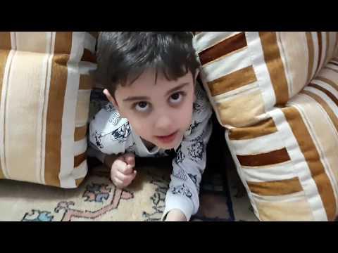 Efe Çadırda Kardeşini