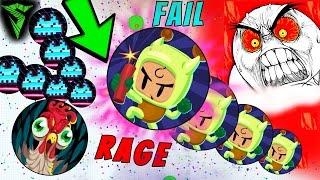 Agar.io FAIL & RAGE COMPILATION #2 // Agario Funny Moments