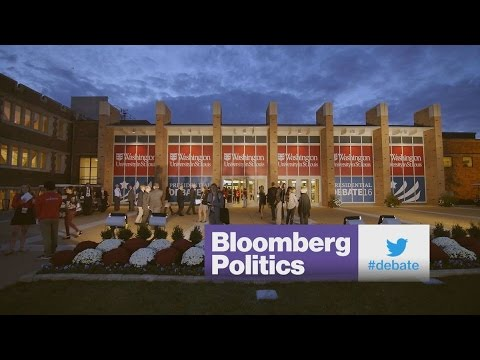 Bloomberg Politics 2nd Presidential Debate Post Show