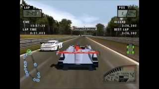 Le Mans 24 Hours (PC) - Le Mans 2000: Last 10 Minutes