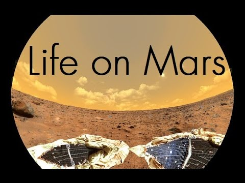 Life on Mars -  Documentary on the Phoenix Mission to Discover Life on Mars