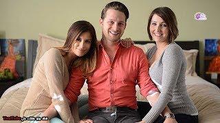 رجل يعيش مع زوجتين حسناواتين معاً !! – واليوم لديه مفاجأة جديدة !