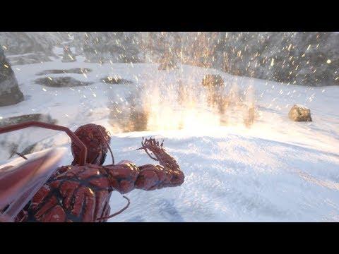 Spider-Man vs. Venom vs. Carnage - Spider-Man Ultimate Game - Carnage Snow Level - P 1/3