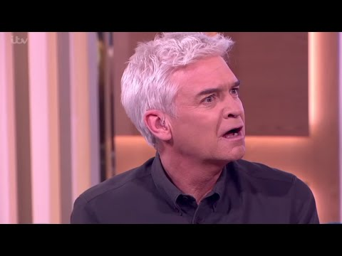 Phillip is Horrified at Rylan's Idea of Having Kim Woodburn Permanently on the Show | This Morning