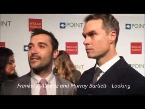 Frankie J. Alvarez and Murray Barlett at Point Honors 2015