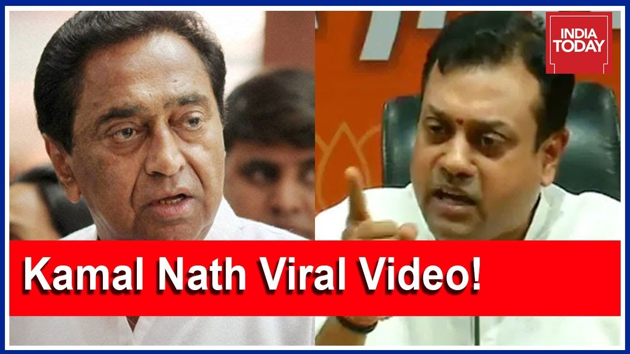 Watch: Congress Leader Kamal Nath Warns Workers Against RSS | BJP's Explosive Video