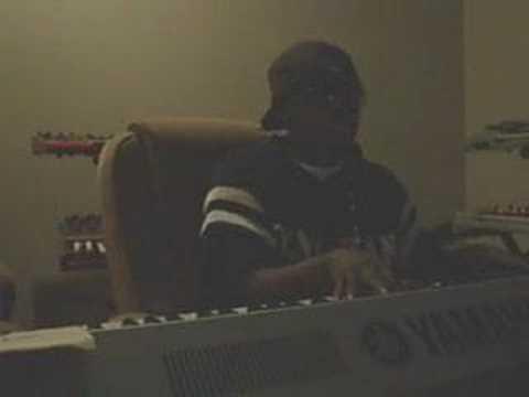 Boxie Singing at Murder INC Studio (CrackHouse)