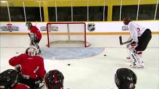 Hockey Skills: T-Push