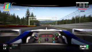 Metin Spa Lap & Ds4 Setups for Project Cars
