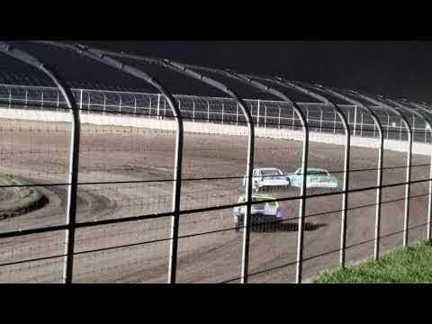 Junction Motor Speedway  5-5-19 Tyler Barribo