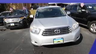 2009 Toyota Highlander, 100% Política de Revisión de la Aplicación