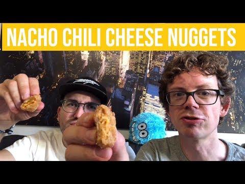 Nacho Chili Cheese Nuggets von Burger King im Test!