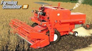 Żniwa Bizonem - Farming Simulator 19 | #6