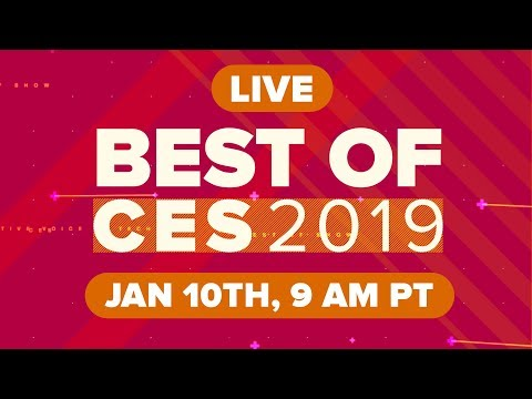 CES 2019 Day 3 live from Las Vegas